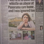 Whistleblower tells how she reported abuse at scandal carehome…