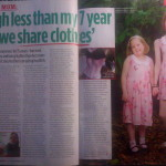 I share my 7-year-old daughter's wardrobe, says anorexic mum…