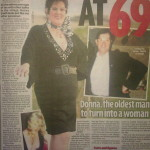 I had a sex change at the age of 69 – Donna's exclusive story