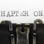 How to write as a fiction novelist…