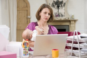 Can working mums have it all...