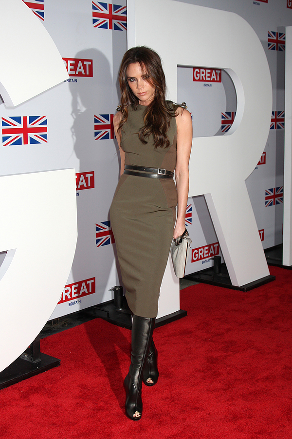 How do the likes of El... Victoria Beckham Diet