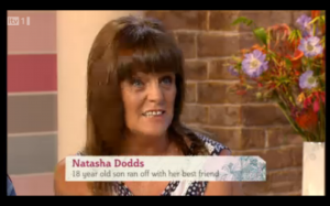 Natasha Dodd ITV This Morning