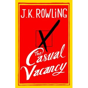 New book by JK Rowling