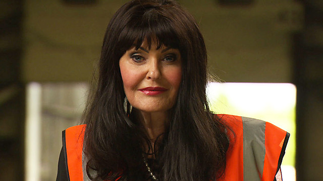 Review: Hilary Devey's Women at the Top…