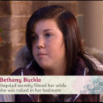 Bethany Buckle appears on ITV This Morning…