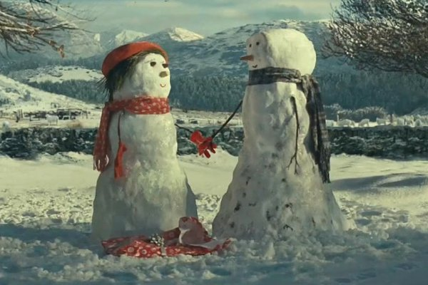 The Journey, John Lewis Christmas ad 2012