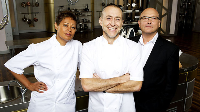 Masterchef: The Professionals 2012 judges