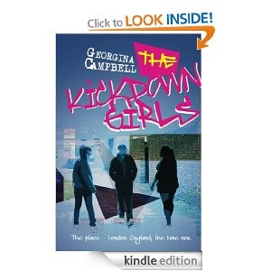 The Kickdown Girls by Georgina Campbell