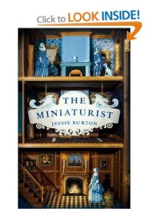 The Miniaturist - subject of massive bidding war